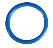 Joints de raccords DIN nitrile bleus
