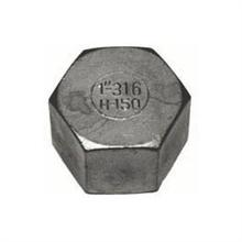 Bouchons hexagonaux femelles inox 316 GAZ