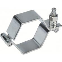 Colliers hexagonaux ISO sans tige