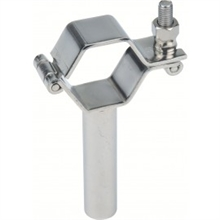 Colliers hexagonaux ISO avec tige
