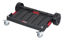 Chariots à roulettes pour boîtes de transport SCM