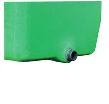 Embouts PVC moulés filetés GAZ pour bacs fibres de verre