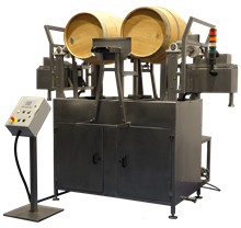 Nettoyeurs de fûts FR2 automatique