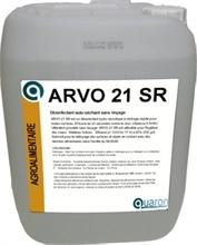 Désinfectant auto-séchant sans rinçage ARVO 21 SR