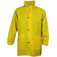 Vestes de pluie Sonomix polyester enduit polyuréthane et PVC