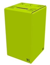 Cartons Bib Bag in Box 10L Flexo Oenobag sans mention