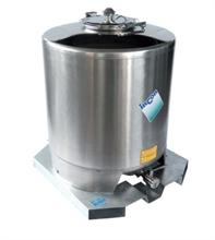 Conteneurs palettisés INCON - SBP INOX 304