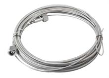 Flexibles tressé inox de rechange pour Carbo diffuseur