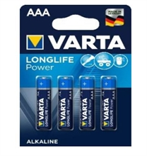 Piles AAA LR03 Longlife Power