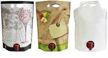 Poches Bib Bag in Box 3L - Pouch Up