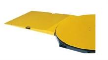 Rampe d'accès pour banderoleuse Onewrap